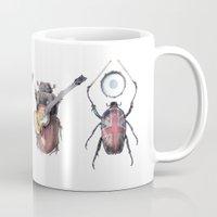 Meet the Beetles (white option) Mug