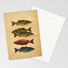 One fish Two fish Stationery Cards