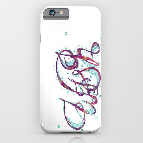 Wish iPhone & iPod Case