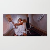 Canvas Print featuring Animal House (Smash That… by Lensebender