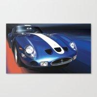 Ferrari 250 GTO Canvas Print