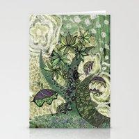 jungle 2 Stationery Cards