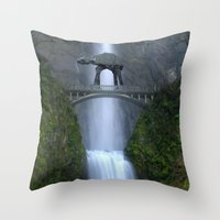 Let Nothing Stand in Our Way Throw Pillow