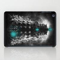 Shadow Of The Dalek iPad Case