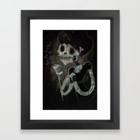 FREHEL Framed Art Print