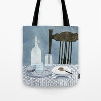 Still life with dried herbs Tote Bag