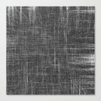 Fiber Depth Canvas Print