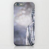 buddha iPhone & iPod Cases featuring Buddha by LebensART Photography