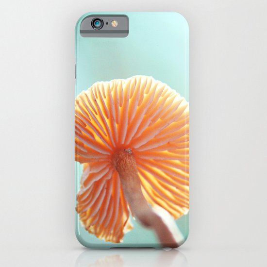 Tiny Tropical Cricket Canopy iPhone & iPod Case