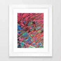 Daughter - Detail II Framed Art Print
