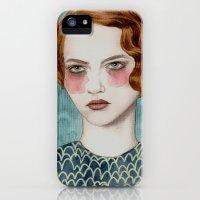 iPhone Cases featuring Sasha by Sofia Bonati