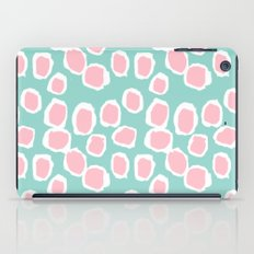 Hayden - abstract trendy gender neutral colorful bright happy dorm college decor pattern print art iPad Case