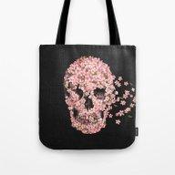 A Beautiful Death  Tote Bag