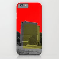 iPhone Cases featuring Empty (scene12) by Marko Köppe