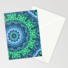 Fan Out Mandala Stationery Cards