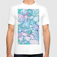 Sexual Healing Mens Fitted Tee White SMALL