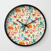 Fantastical Wall Clock