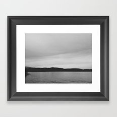 Saugerties, NY Framed Art Print