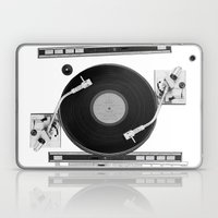 Both Sides Of The Story Laptop & iPad Skin