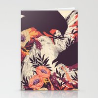 birds Stationery Cards featuring Harbors & G ambits by Teagan White