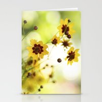 Simple Flowers Stationery Cards
