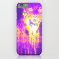 Webbed Jaguar iPhone 6 Slim Case