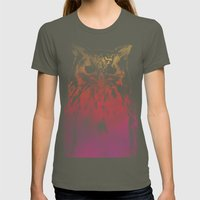 Hedwig Womens Fitted Tee Lieutenant SMALL