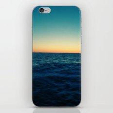 Ocean Skyline iPhone & iPod Skin