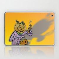 Razorblades And Chocolat… Laptop & iPad Skin