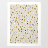 Abstract 002 Art Print