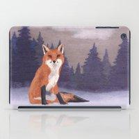 Lone Fox iPad Case