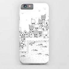 Harbour sketch Slim Case iPhone 6s
