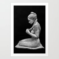 RK Sculpture2 Art Print