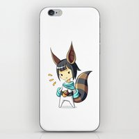 Squirrel 2 iPhone & iPod Skin