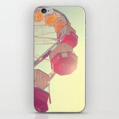 ferris wheel iPhone & iPod Skin