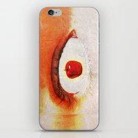 Apple Of My Eye 000 iPhone & iPod Skin