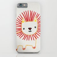 L Lion iPhone 6 Slim Case