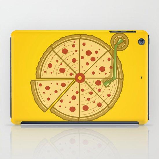 Pizza Vinyl iPad Case