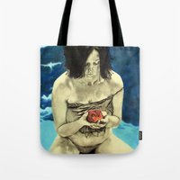 Holding on to what is lost Tote Bag