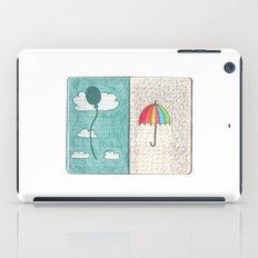 Always trust the weather iPad Case