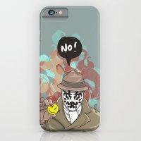 NO! Rorschach iPhone 6 Slim Case
