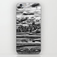 Flowing Waters iPhone & iPod Skin
