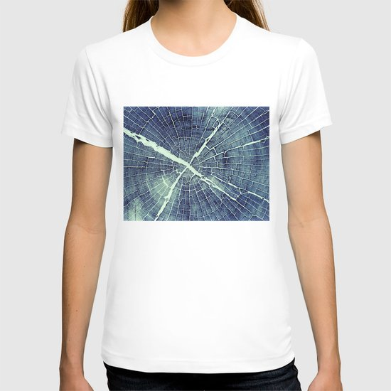 Abstract Bark T-shirt
