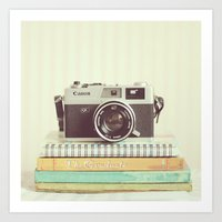 Simple Canonet  Art Print