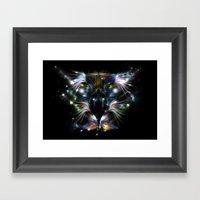 My Eagle - Magic Vision Framed Art Print