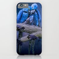 When I'm Feeling Blue iPhone 6 Slim Case