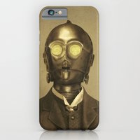 iPhone & iPod Case featuring Baron Von Three PO  by Terry Fan