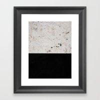Redux I Framed Art Print