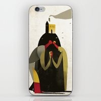 Love Stays On Top iPhone & iPod Skin