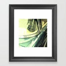 Classic Car, Study 1 Framed Art Print
